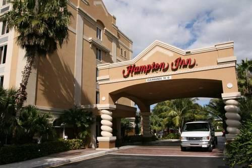 Hampton Inn Ft. Lauderdale/Plantation, FL 33324 near Fort Lauderdale-hollywood International Airport View Point 12