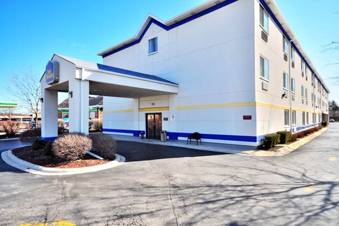 Best Western Des Plaines Inn, IL 60018 near Ohare International Airport View Point 0