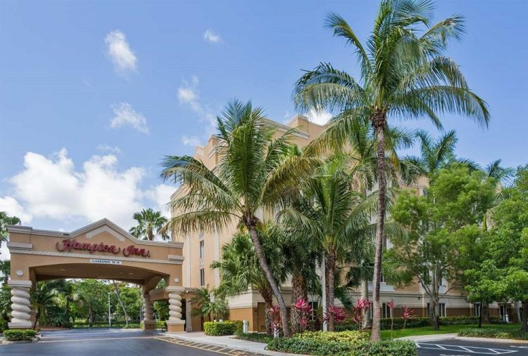 Hampton Inn Ft. Lauderdale/Plantation, FL 33324 near Fort Lauderdale-hollywood International Airport View Point 1