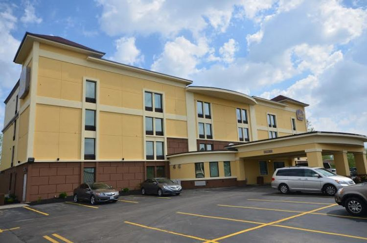 Best Western The Inn At Buffalo Airport, NY 14225