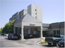 Clarion Hotel BWI Airport Arundel Mills, MD 21076 near Baltimore-washington International Thurgood Marshall Airport View Point 1