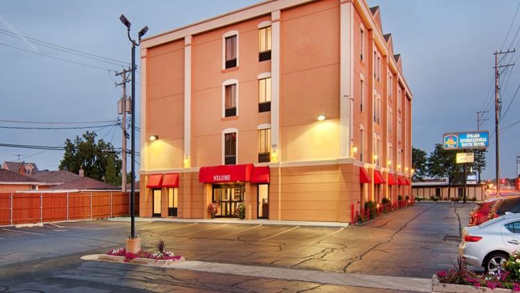 Best Western Plus O Hare International South Hotel Il 60131