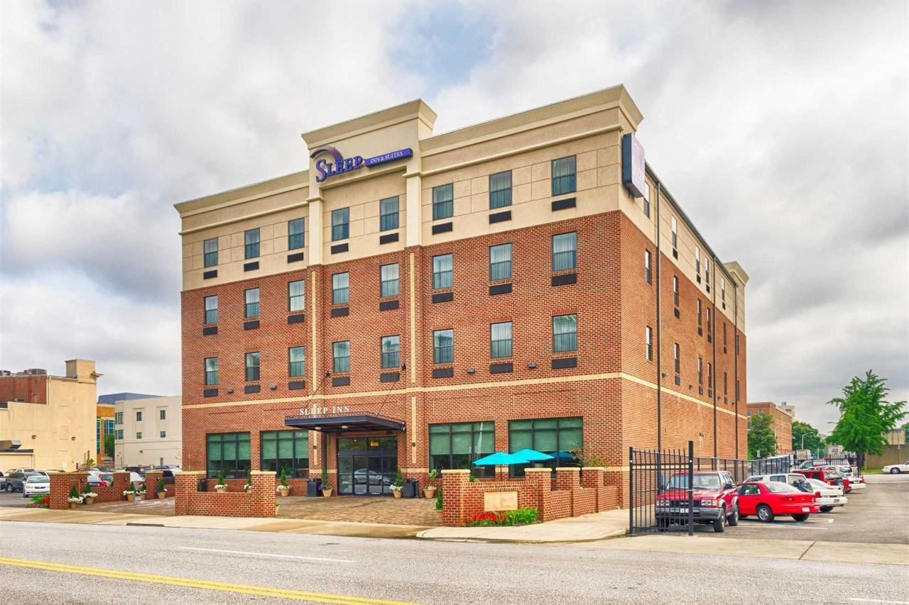 Sleep Inn and Suites Downtown, MD 21202